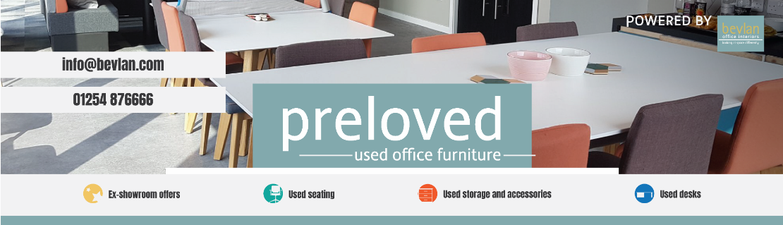 Preloved - Used Office Furniture